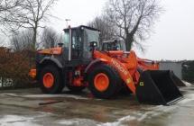 Hjullastar 18 tonn